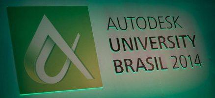 ENGMEX no Autodesk University Brasil 2014